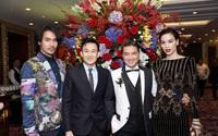 Các sao 'hoang mang' khi đi tiệc của Mr. Đàm - Dương Triệu Vũ