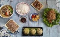 Tham khảo bữa tối không cơm mà vẫn ngon và đủ chất