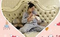 Á hậu Hoàng Anh đã sinh con gái đầu lòng cách đây 2 ngày
