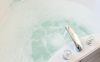 Làm sạch bồn tắm không hề khó nếu thực hiện theo đúng 5 bước dưới đây