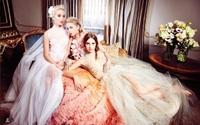 Chân dung 3 nàng công chúa đương đại nổi tiếng xinh đẹp, chịu chơi và sành điệu