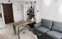 Cần gì nhà trăm m2, căn hộ 45m2 đẹp như mơ của đôi vợ chồng trẻ cũng khiến nhiều người ao ước