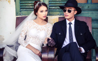 Công Lý và các nghệ sĩ dự lễ cưới của Trần Tú 'Người phán xử'