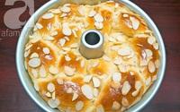 Cách làm bánh mì hoa cúc đơn giản, ngon không kém bánh nhập khẩu