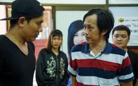 NSND Ngọc Giàu, NSƯT Hoài Linh tập luyện cho live show Kiều Minh Tuấn