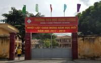 Vụ Hiệu trưởng trường tiểu học Đặng Cương (Hải Phòng) xin ra khỏi ngành: UBND huyện An Dương lên tiếng