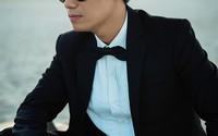 Diễn viên Việt Anh đầy lãng tử với tạo hình điệp viên 007 Giải trí