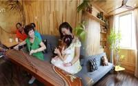 Căn hộ 39m² của gia đình gần chục người gây bất ngờ vì được cải tạo quá thông minh
