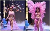 Dư luận dậy sóng khi trung tâm thương mại cho trẻ nhỏ biểu diễn trang phục nội y như Victoria's Secret