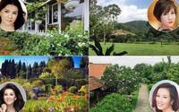 4 ngôi nhà vườn của nghệ sỹ Việt được yêu thích nhất năm 2017