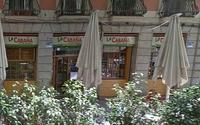 Xô xát vì không mở cửa cho người trốn khủng bố ở Barcelona