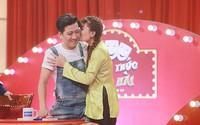 Cô gái táo bạo 'cả gan' hôn Trường Giang trên sóng truyền hình