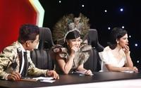Lý Thanh Thảo hôn bạn diễn trên không, vẫn bị loại khỏi gameshow