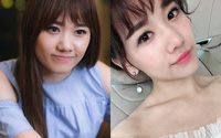 Hari Won - Nhã Phương: Vợ của 2 danh hài có 1 điểm chung nhan sắc mà không phải ai cũng biết