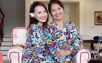 Mẹ chồng, mẹ đẻ của diễn viên Bảo Thanh gây bất ngờ với nhan sắc mặn mà