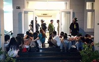 Bắt quả tang 29 nam nữ dự tiệc sinh nhật đãi bằng thuốc lắc