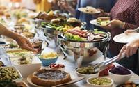 Ăn buffet như thế nào để không 'lỗ vốn'