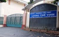 Thầy giáo ở Sài Gòn tát, đá học sinh