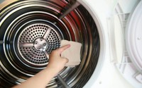 Cách vệ sinh lồng giặt đúng cách