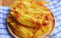 Cách làm bánh khoai nóng hổi, thơm nức mũi nhâm nhi ngày mát trời