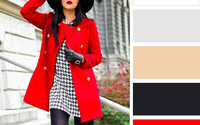 9 kiểu kết hợp trang phục màu sắc cổ điển mang đến cho chị em vẻ đẹp tươi mới mà chẳng lo lỗi thời