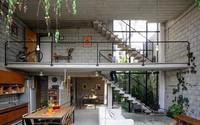 Căn nhà gạch bình dị rộng 185 mét vuông nhưng là niềm mơ ước của nhiều người
