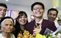 Giành huy chương vàng quốc tế, học sinh có thể được tặng Huân chương lao động