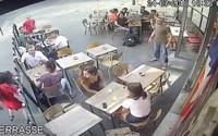 Nam thanh niên tát nữ sinh trên đường phố Pháp bị tuyên án tù