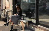 Váy/chân váy mix cùng boots: Mặc thế nào để vừa đẹp lại tôn dáng?