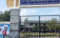 Quảng Ngãi: Cả trường hoang mang vì thầy giáo bị nghi tâm thần