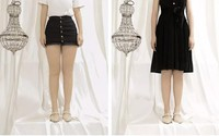"""Đùi to hay chân cong không còn đáng sợ nếu bạn biết bí kíp chọn ra kiểu váy """"nịnh dáng"""" nhất"""