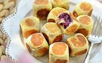 Không cần lò nướng cũng làm được bánh mì phô mai vừa đẹp vừa ngon!
