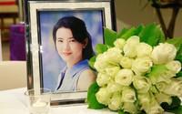 Tiếng hét ở tang lễ Lam Khiết Anh và sự dơ bẩn của showbiz Hong Kong