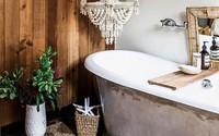 Đem cây xanh vào phòng tắm, xu hướng đang hot nhất hiện nay