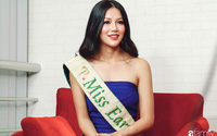 Bị gọi là 'em gái kết nghĩa' của Ngọc Trinh, Phương Khánh nói: Bây giờ tôi là Hoa hậu Trái đất!