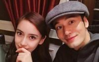 Rộ tin đồn Angela Baby - Huỳnh Hiểu Minh ly hôn sau 2 năm kết hôn