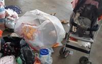 Đêm ngủ vỉa hè để mẹ đi nhặt rác, ban ngày bé gái 1 tháng tuổi sống ra sao?