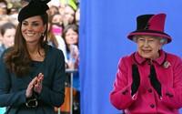 Điều Nữ hoàng yêu quý ở Kate mà Meghan không có