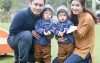 Cuộc sống 'gà trống nuôi con' của MC Trung Nghĩa sau 2 năm ly hôn với MC Hoàng Linh
