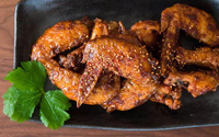 Học cách chiên cánh gà của người Hàn đảm bảo ngon ngất ngây