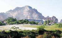 Hàng trăm hộ dân sống khổ bên Cụm công nghiệp núi Vức
