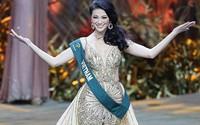 Trước thông tin thí sinh tố bị gạ tình trong cuộc thi Miss Earth, hoa hậu Phương Khánh lên tiếng