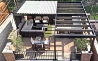 """9 ý tưởng sử dụng vật liệu gỗ nhựa composite ngoài trời để biến nhà bạn thành nơi """"đáng sống nhất"""""""
