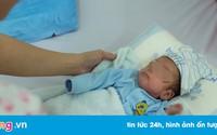 123 ngày đầu đời kỳ diệu của bé trai nặng 700 g