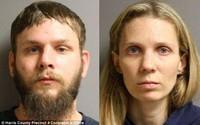 Cảnh sát sững sờ phát hiện cậu bé da bọc xương sống dưới gầm cầu thang và sự thật về người mẹ kế tàn độc