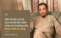 Chuyện nghệ sĩ Việt nổi tiếng treo vợ như bao cát, lấy thắt lưng đánh thừa sống thiếu chết