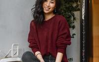 Ngày cuối năm giá rét, thử áo len