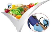 Lợi ích của chế độ ăn và giảm cân với người tăng huyết áp