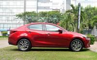 Mazda2 giá từ 509 triệu đồng, nhập khẩu Thái Lan