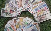 'Sốt' bộ tiền lì xì gom may mắn của 28 nước